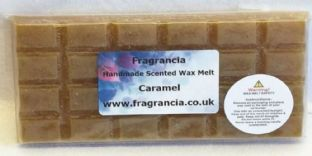 85 gram Highly Scented Wax Melt bar (CARAMEL)